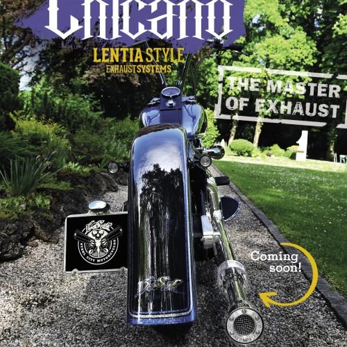 Coming Soon! No Schikane … Chicano Lentia Style!
